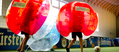 Infos zu Bubble Soccer